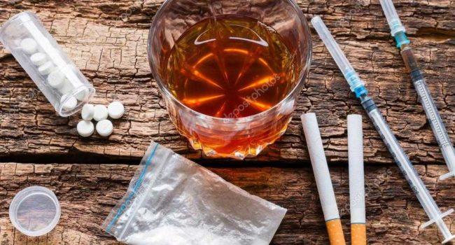 Тест как распознать наркомана и алкоголика
